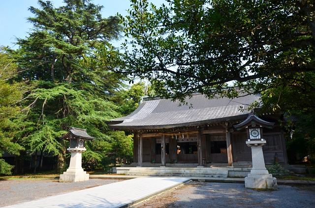 名和神社(鳥取県西伯郡大山町)...